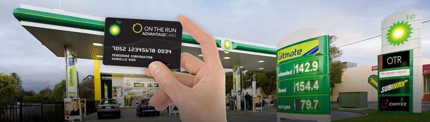 Fuel Cards   OTR - On The Run